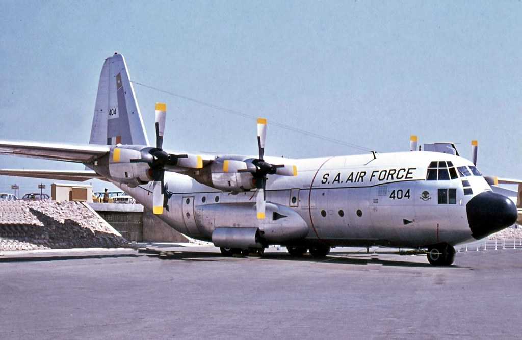 South African Air Forc...C 130b