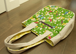 Noodlehead Super Tote | by makinglifeprettier