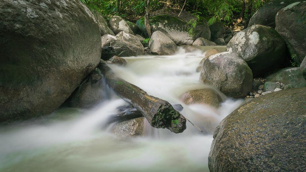 Waterfall Malaysia Selangor Waterfall Hulu Selangor