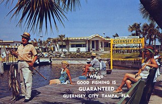 Guernsey City fishing pier Tampa FL | by Edge and corner wear