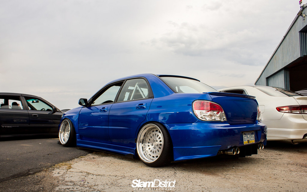 Subaru On Vip Modular Wheels Fcf13 Slam District Www