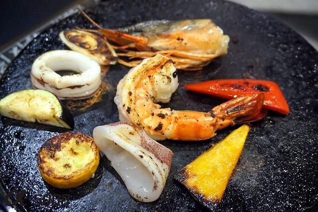 Ju.Ne Japanese Restaurant Publika - Saga Beef , hot plate -009