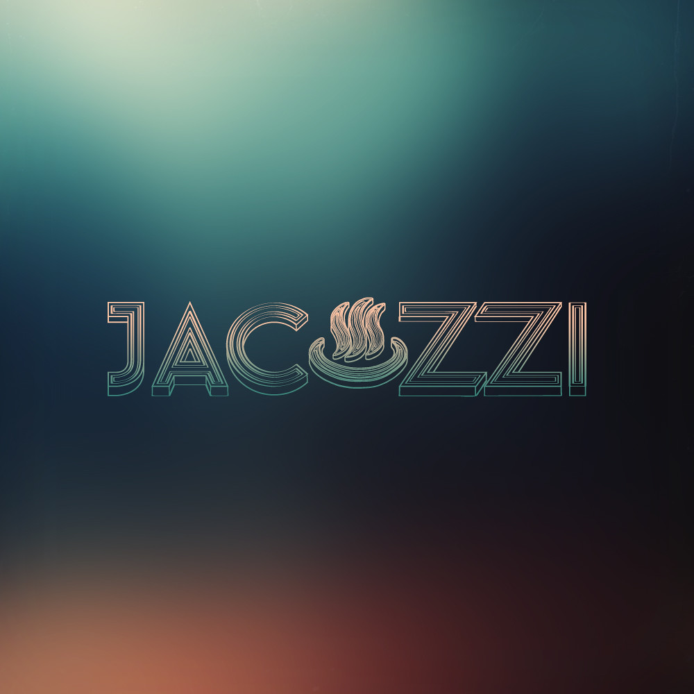 Jacuzzi | Did this logo design for a producer called Jacuzzi… | Flickr