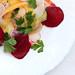 Root vegetable salad mandolin spring beets radish turnip