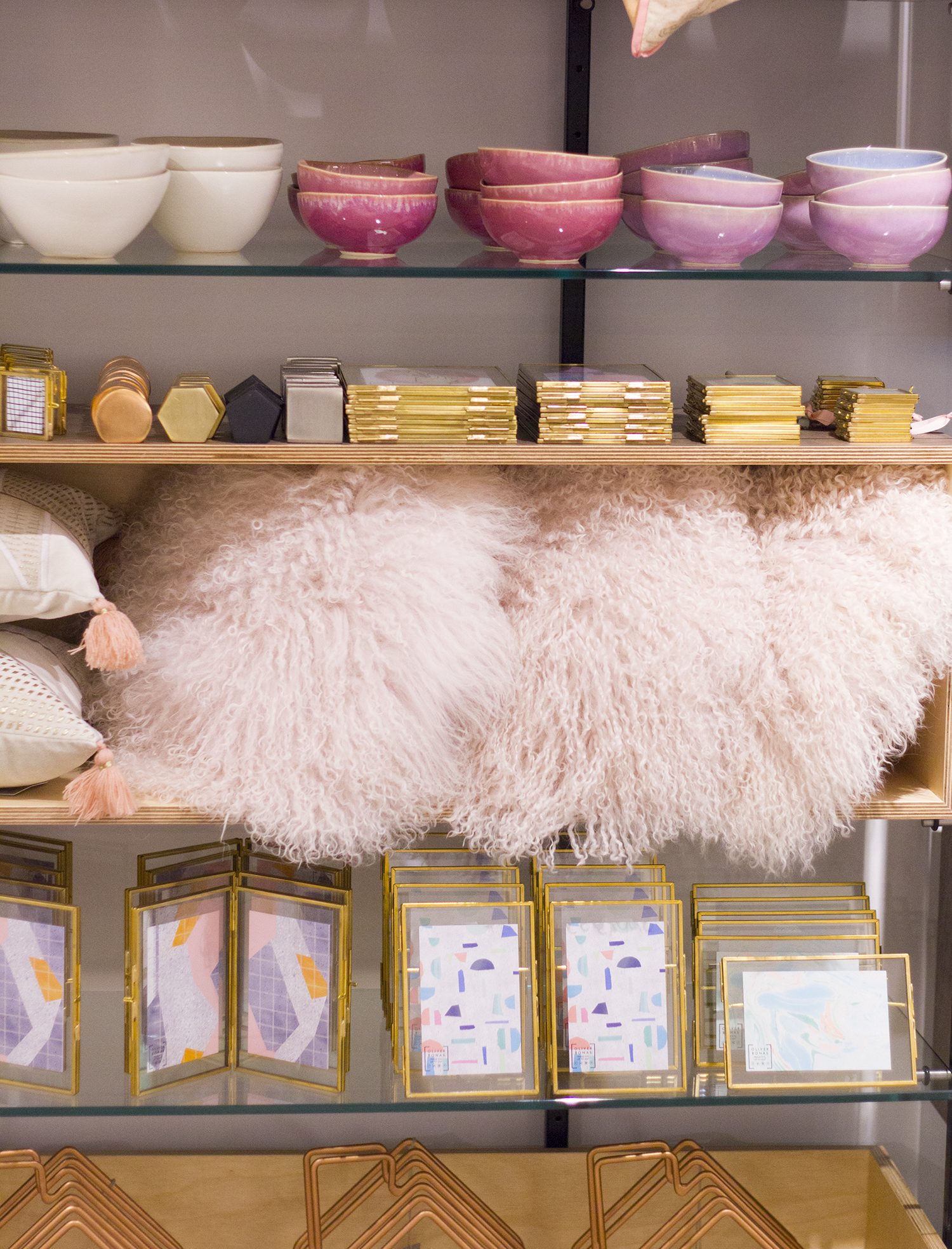Oliver Bonas Manchester - Cushions & Photo Frames