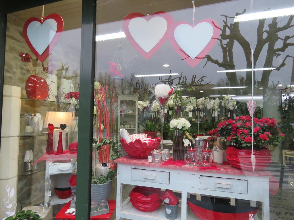 La St Valentin à MATY FLEURS - Fev2017