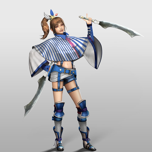 Samurai Warriors: Spirit of Sanada - Special_Kunoichi | by PlayStation Europe