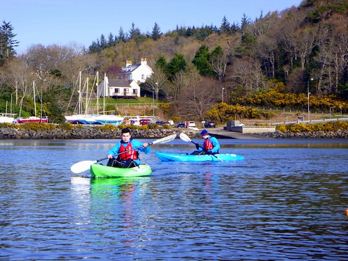 Activity Tourism with Ewe Canoe