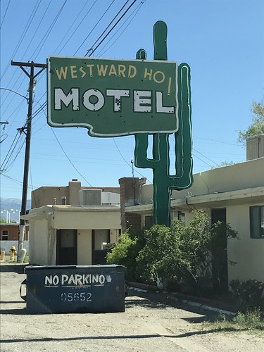Westward Ho Motel, Albuquerque | by Otherstream