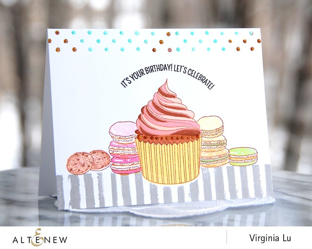 Altenew_LayeredCupcake_Virginia Lu #1