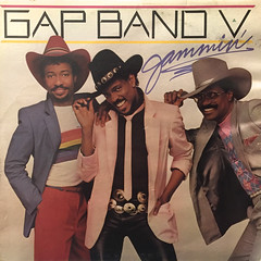 GAP BAND:GAP BAND V JAMMIN'(JACKET A)