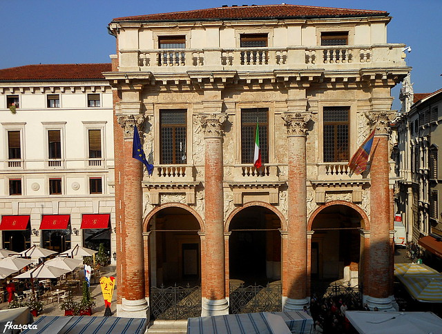 Loggia del Capitaniato, Vicenza