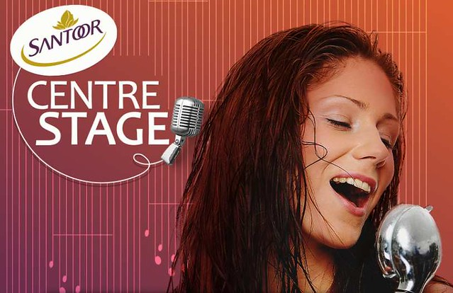 Santoor Centre Stage Singing Audition