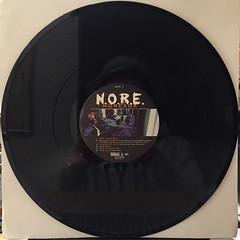 NOREGA:N.O.R.E.(RECORD SIDE-A)