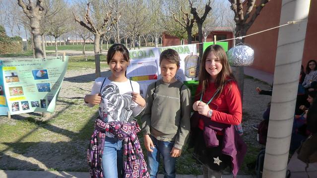 Trobada escoles verdes Juneda 2017