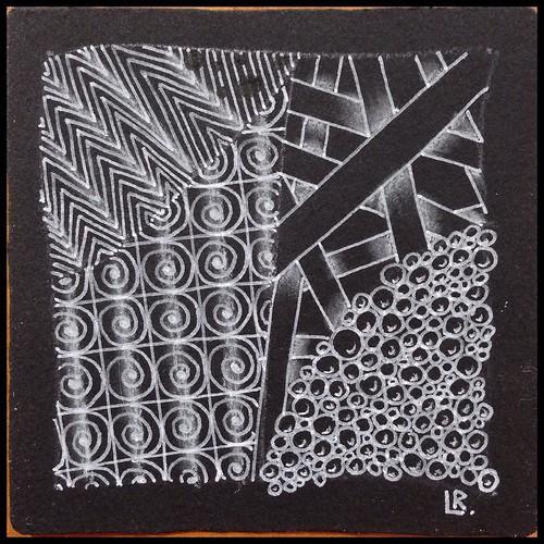 Zentangle 198