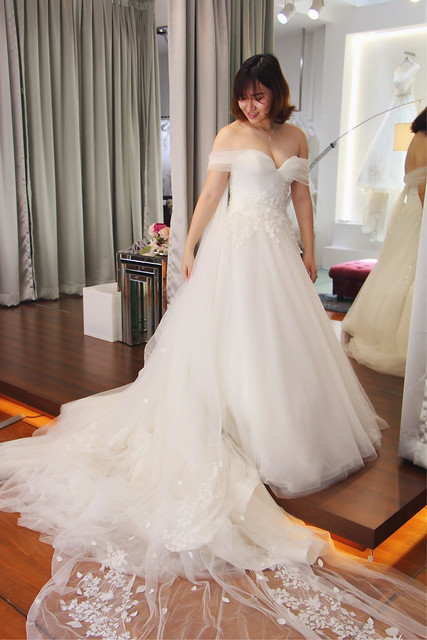 The Louvre Bridal Gown