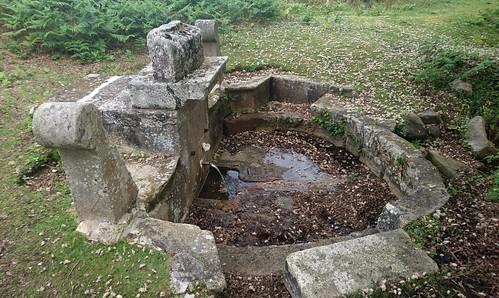 Fonte de Santa Catalina - Sálvora