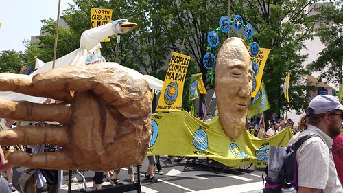 People's Climate March, Washington D.C.
