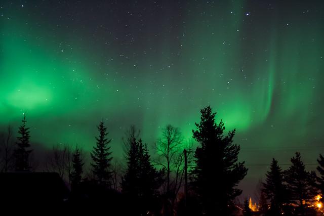 VCSE - Északi fény - Román Dávid