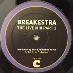 BREAKESTRA:THE LIVE MIX PT.2(LABEL SIDE-C)