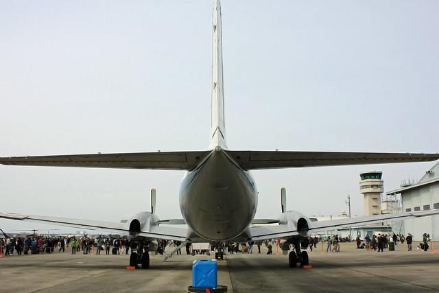 YS-11 52-1152 第3輸送航空隊 第403飛行隊所属機 IMG_5107_2
