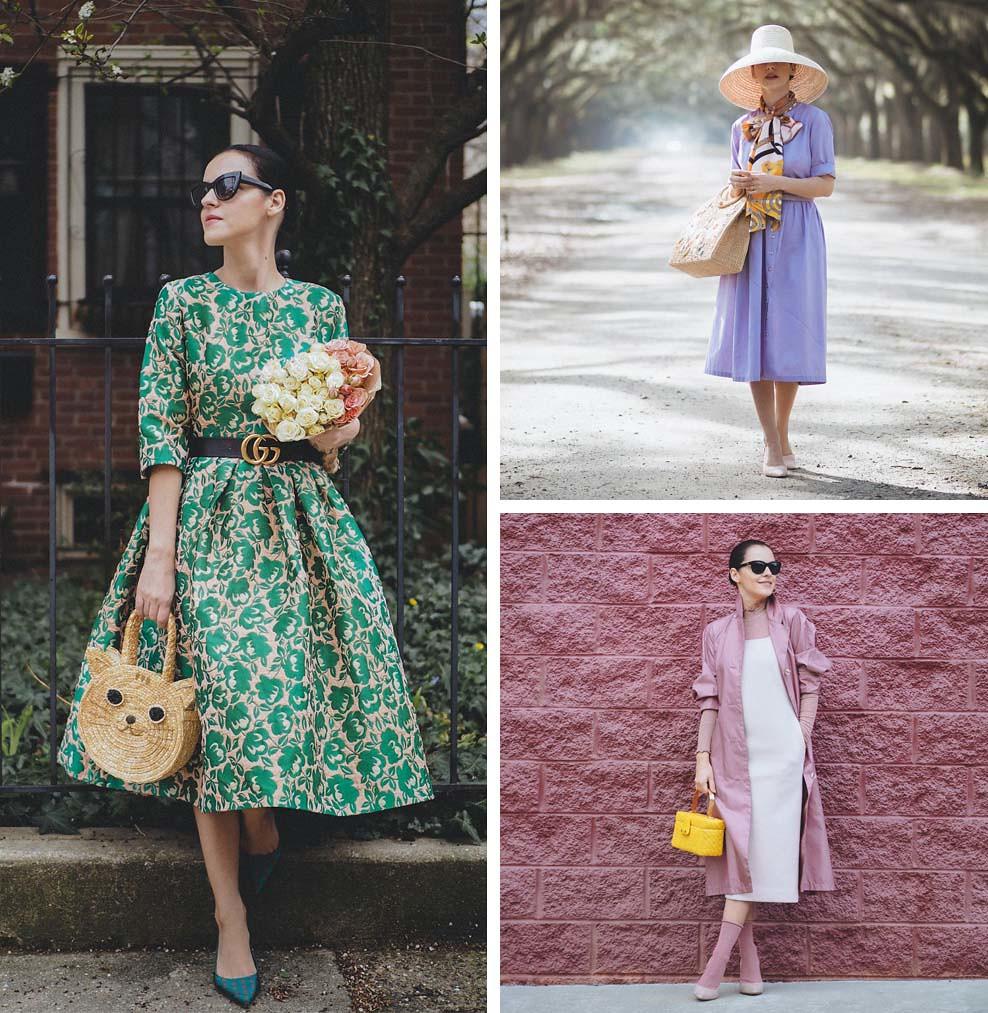 10 Romantic Feminine Style Fashion Bloggers Veronica B