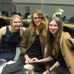 Kendra Finch Iuliia Pakhomenko, Alina Sophizuk
