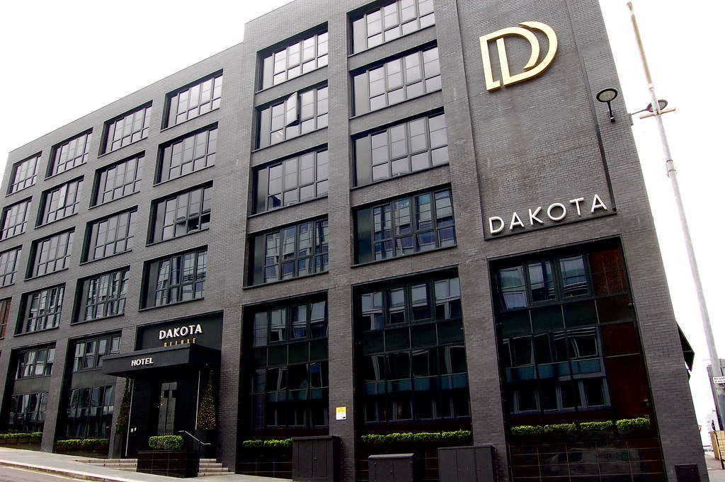 Dakota Hotel Glasgow Parking
