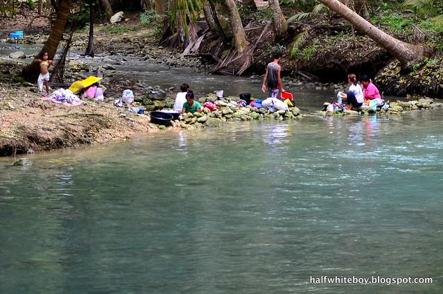 halfwhiteboy - kawasan falls, badian, cebu 07