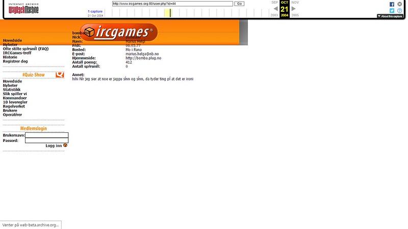 mer om bombadil som tulla med meg på wiki