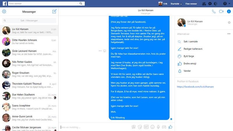 facebook liv kiil hansen 2