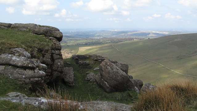 Sharp Tor (Ugborough)