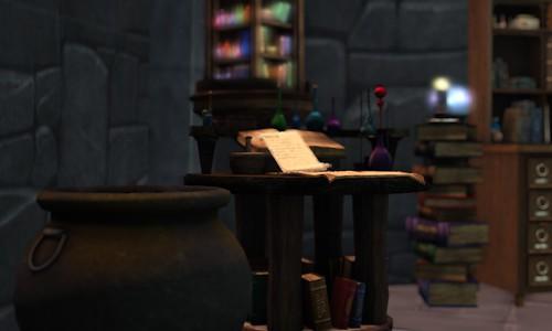 Morbus: Alchemist Laboratory
