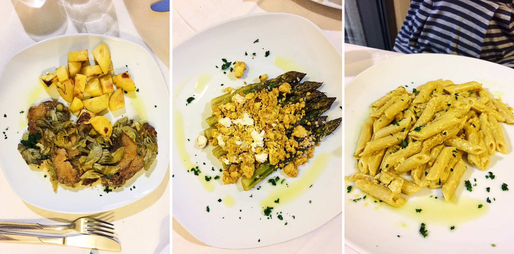 Turin: restaurant végétalien et bio Mezzaluna