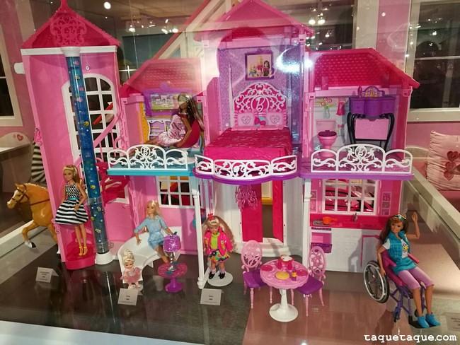 Barbie Mansión Malibú (2014)