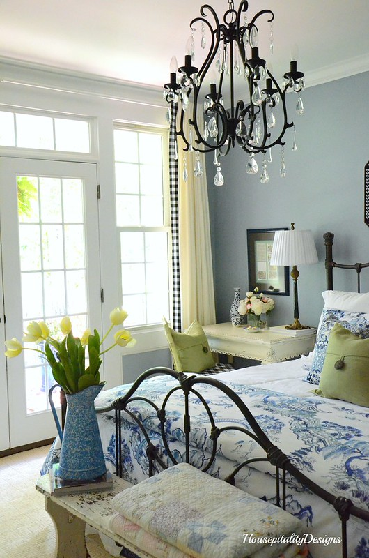 Balsam Hill Mother's Day Tribute-guest room-Housepitality Designs