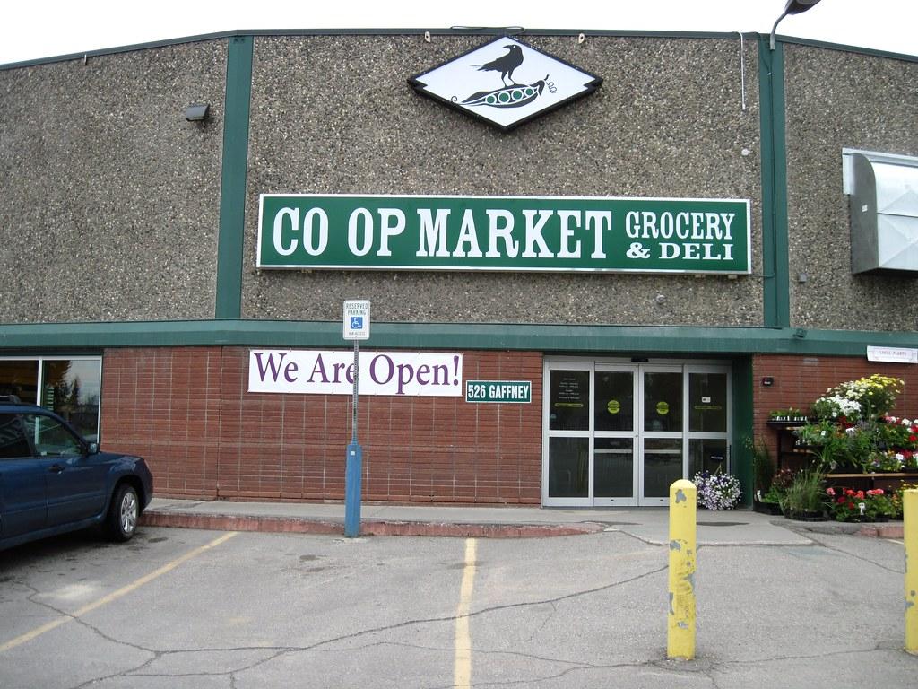 Coop Food Market Sackville Nb Hours