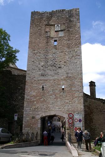 Assisi porta san giacomo hen magonza flickr - Porta san giacomo assisi ...