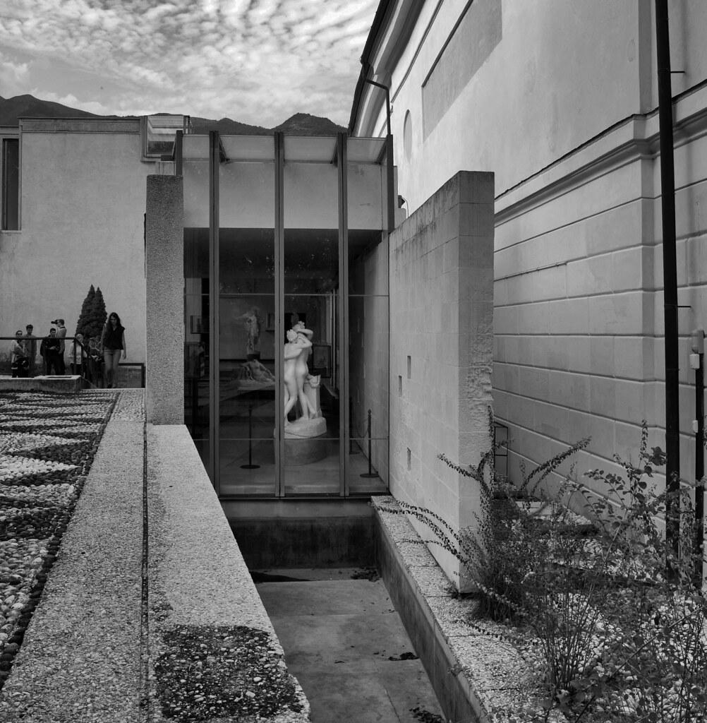 Carlo Scarpa Architect Gipsoteca Del Canova Extension O