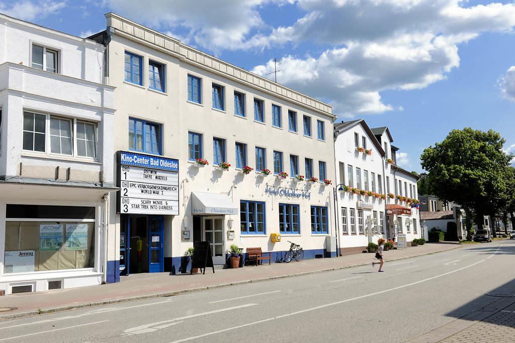 Hotel Oldesloer Hof