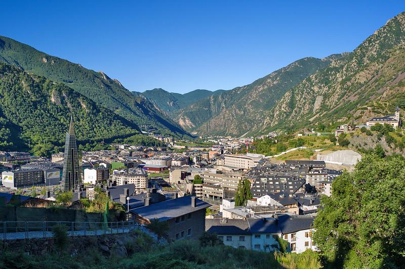 Andorra y el valle del Valira