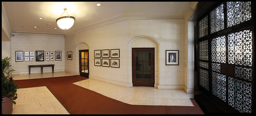Hills Brothers Coffee Exhibit, historic Lobby | by bennetthall