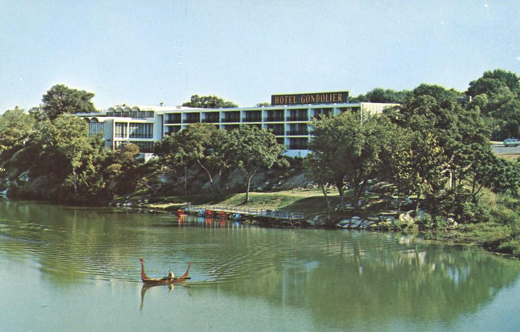 Gondolier Motor Hotel - Austin, Texas