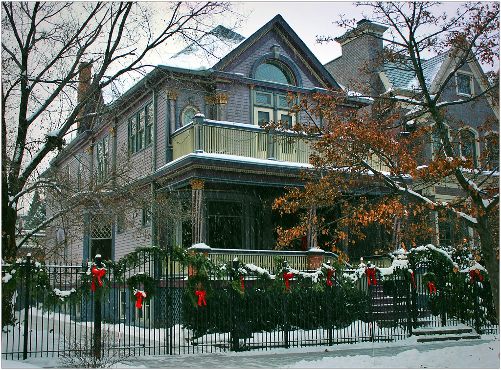 Former Home Of Billy Corgan In Lakeview This Beautiful