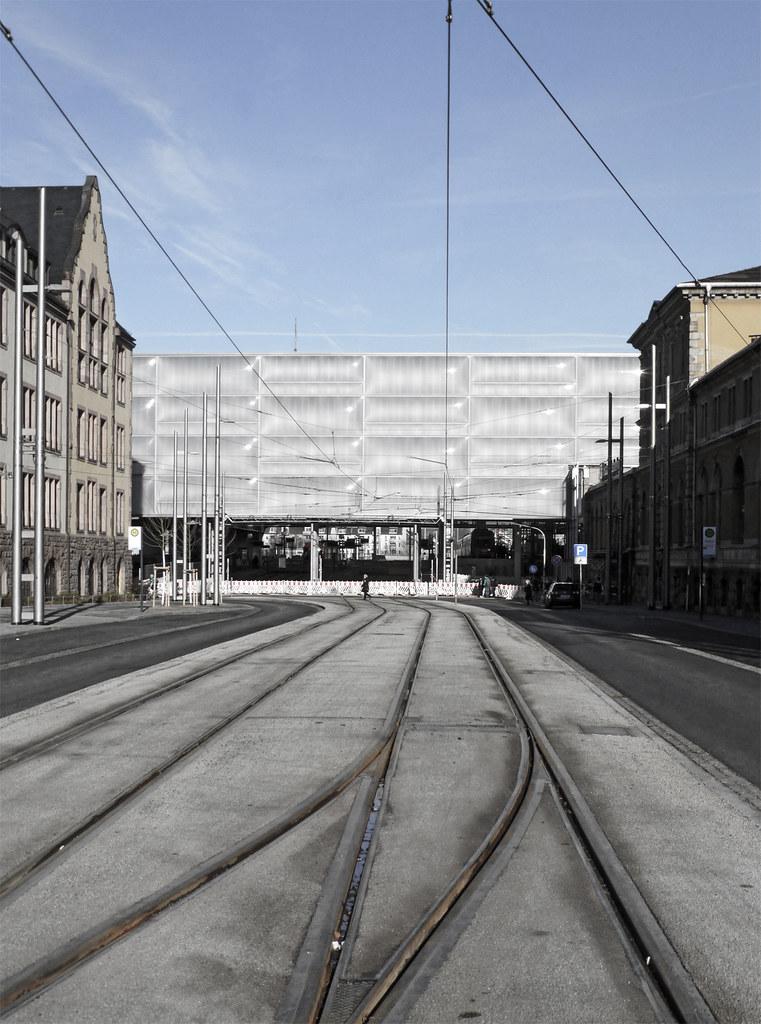 Architekten Chemnitz umbau hauptbahnhof chemnitz gruentuch ernst architekten flickr
