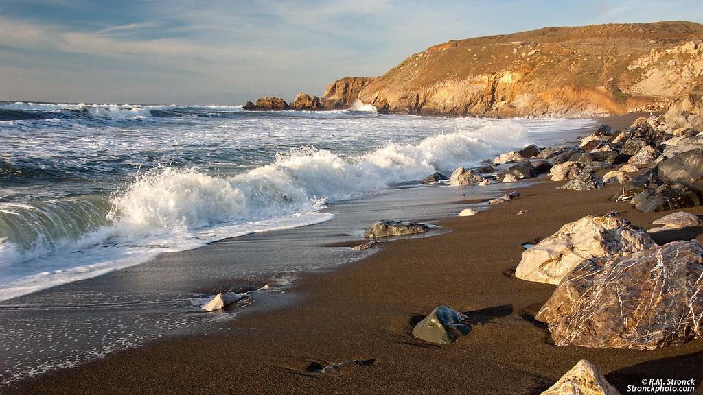 Rockaway Beach Pacifica Ca Summer Along The Coast Of Nor Flickr