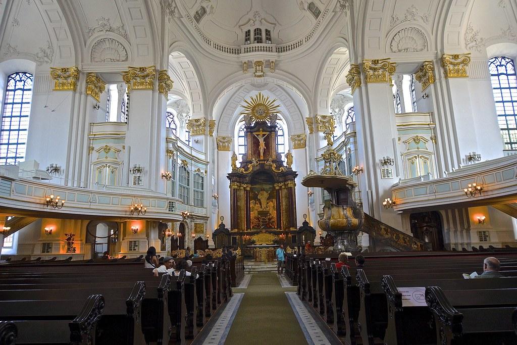 St MichaelS Church Hamburg