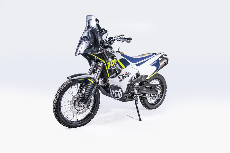 Kit Adventure Husqvarna 701