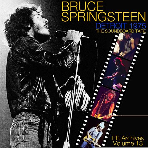 Bruce Springsteen 1975-10-04 Detoit SB FRONT